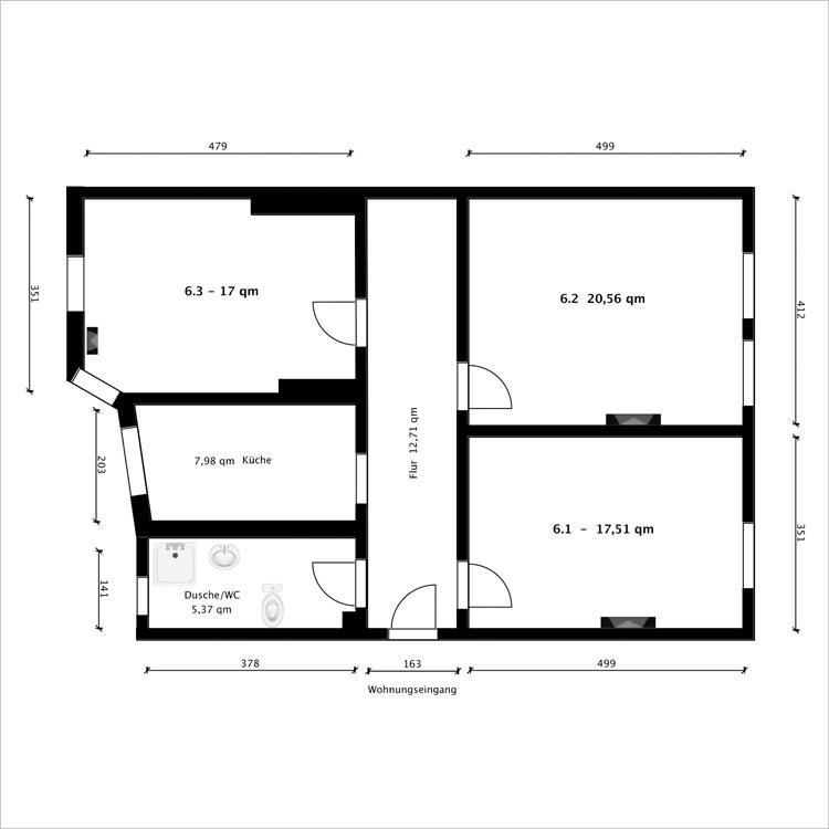 Domus Studentium - Zimmer und Wohnungen für Studenten in Kassel